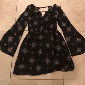 New Black Charolette Russe Dress Size Small